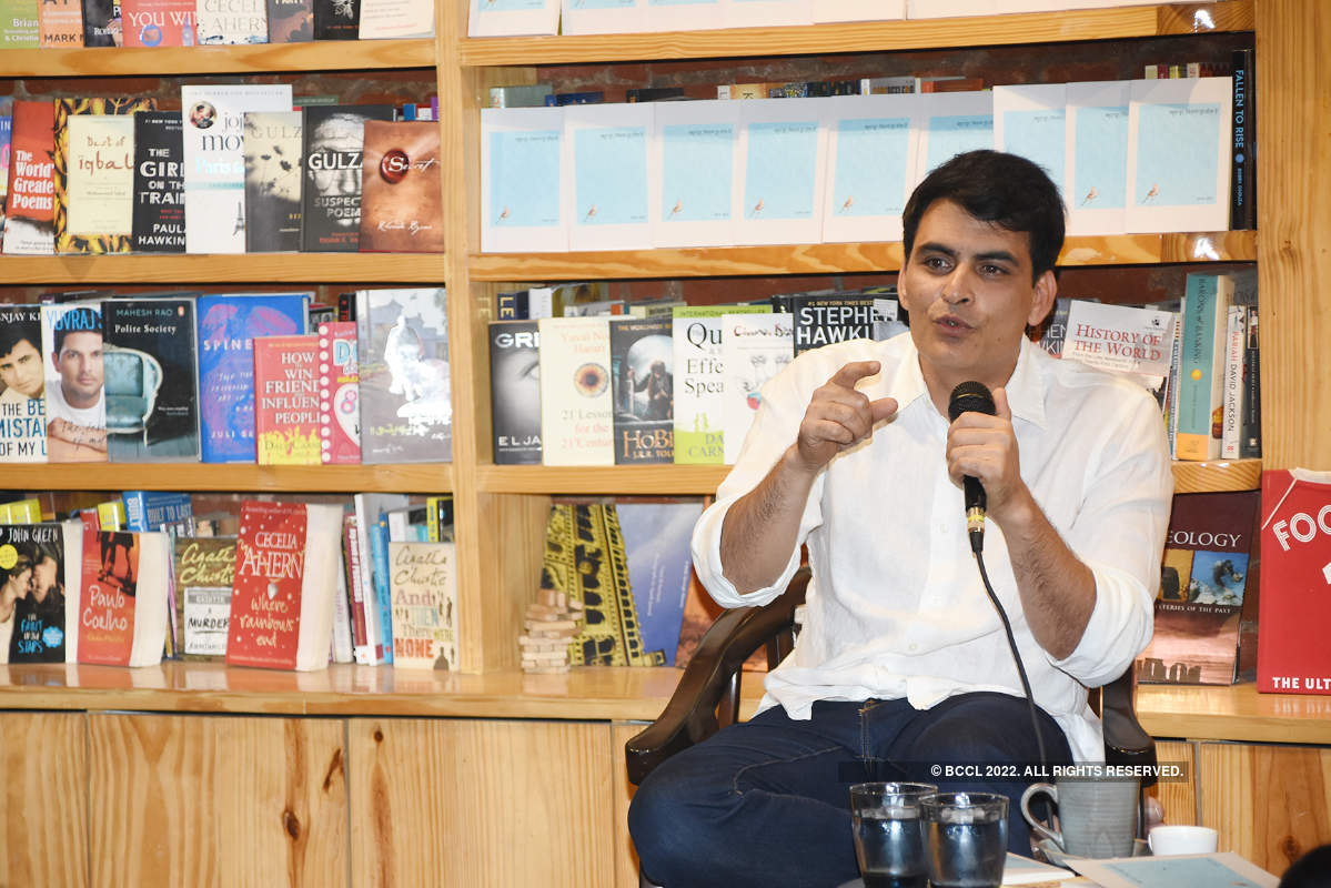 Lucknowites' filmi evening with Manav Kaul