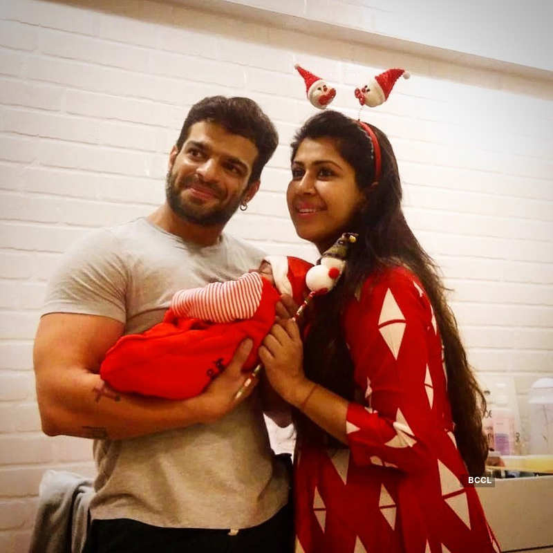 TV celebrities who became parents in 2019