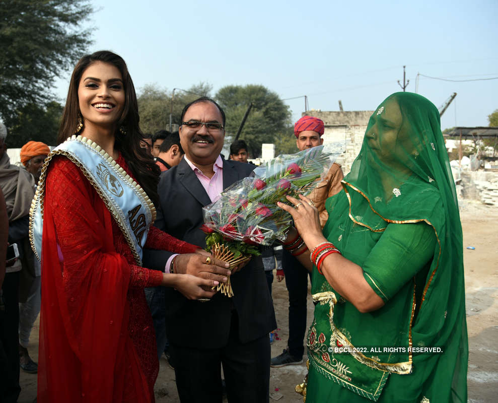 Miss World Asia 2019 Suman Rao's Homecoming