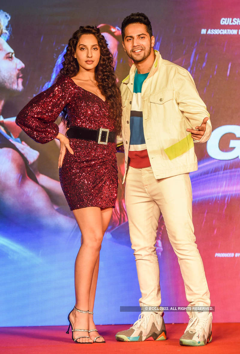 Street Dancer 3D: Song launch