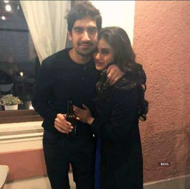 Rumoured lovebirds who took the internet by storm with their candid pictures