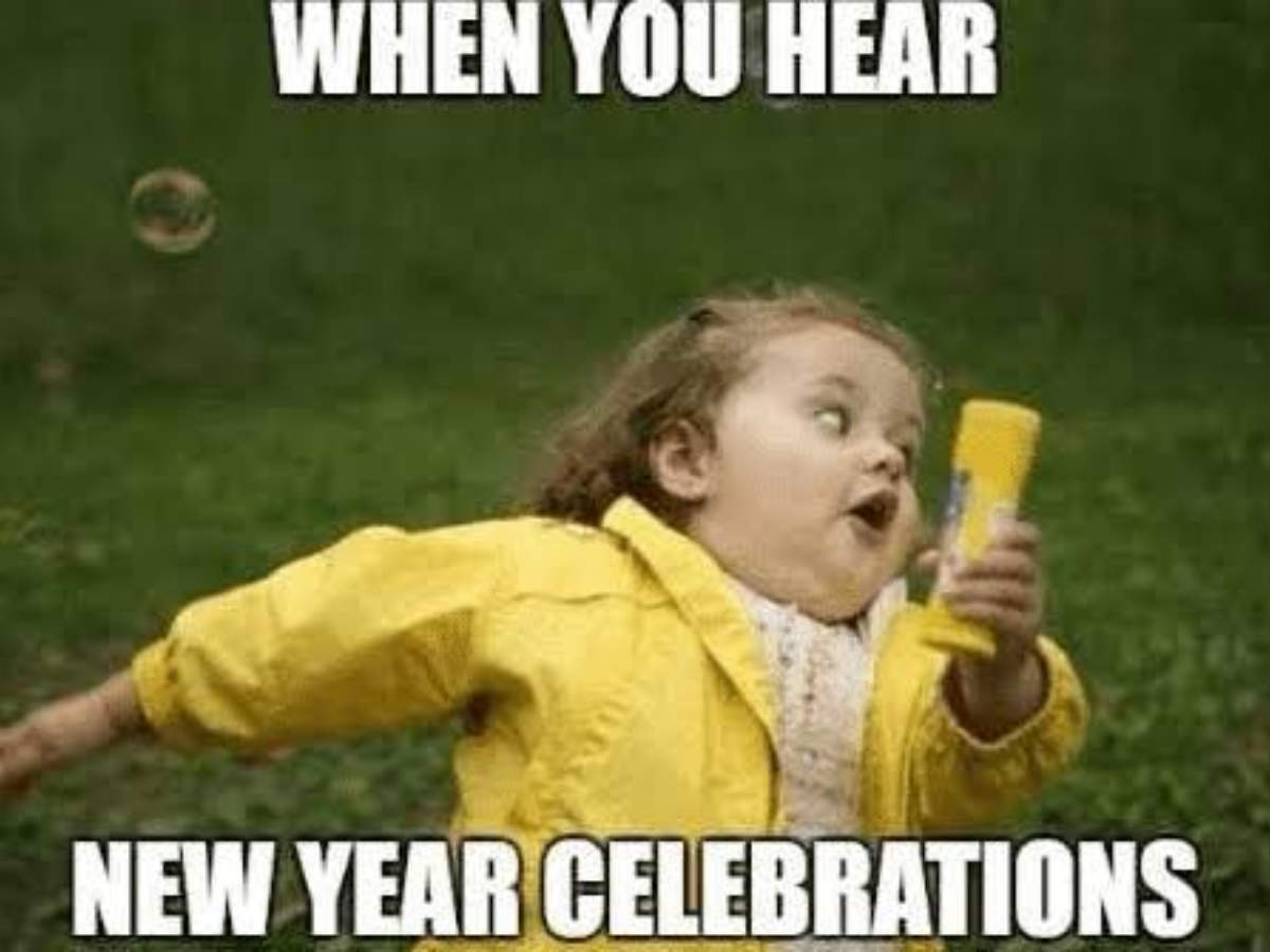 Happy New Year 2020 Memes, Wishes, Messages, Status, Photos and Images: 10  hilarious memes on New Year that will make you laugh out loud