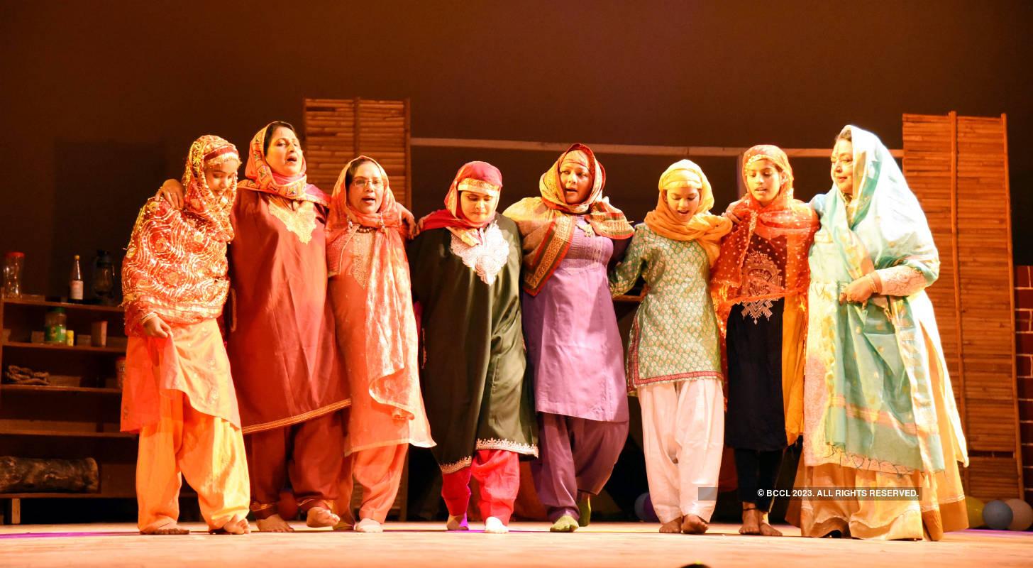 Lallan Ms: A play