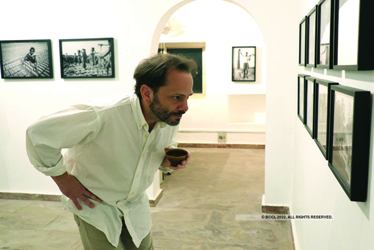 Anja Bruehling's photography exhibition