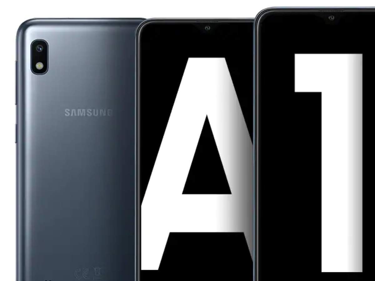 Samsung Galaxy A10: roughly Rs 8,000