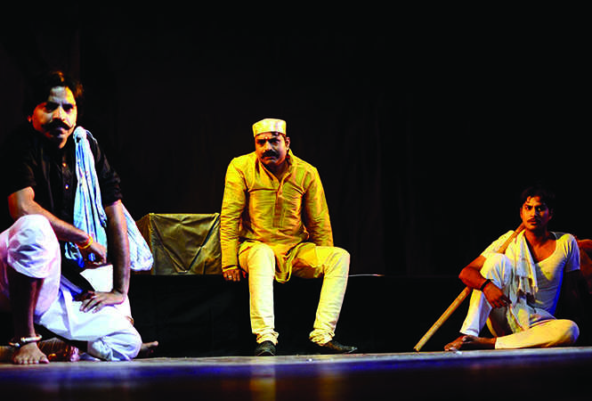 A scene from the play (BCCL/ Pankaj Singh)