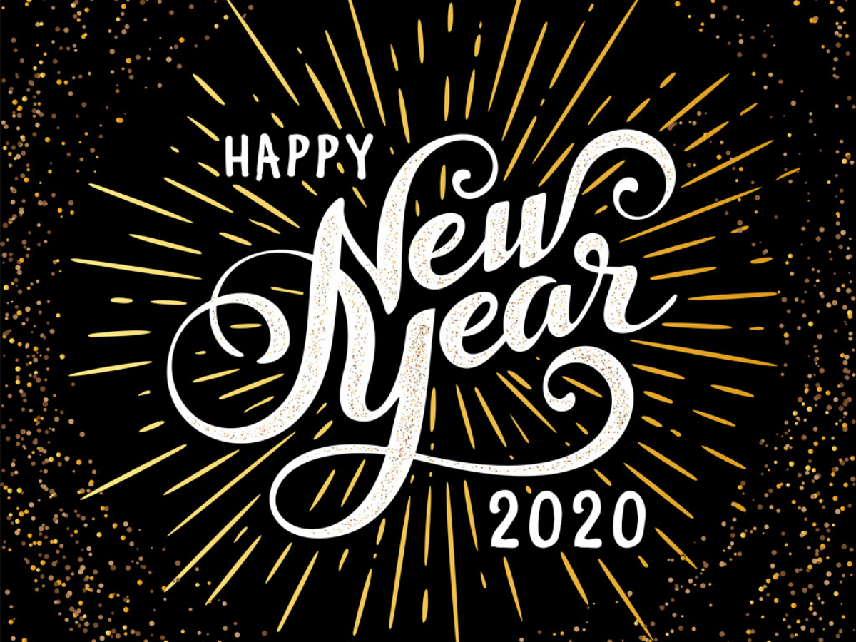 Happy New Year 2020: Facebook wishes and Whatsapp messages
