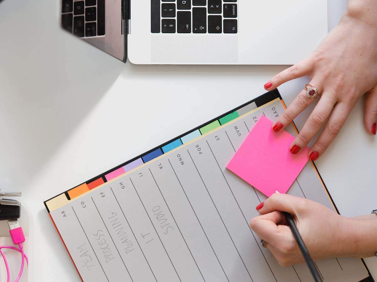 Look ahead and get organized with these 2020 planners