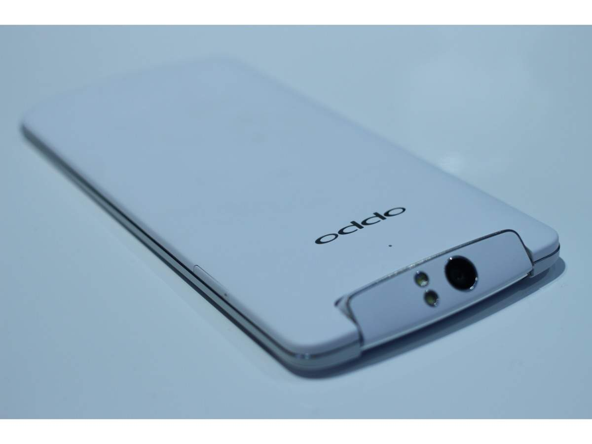 Oppo N1: Launched in 2013