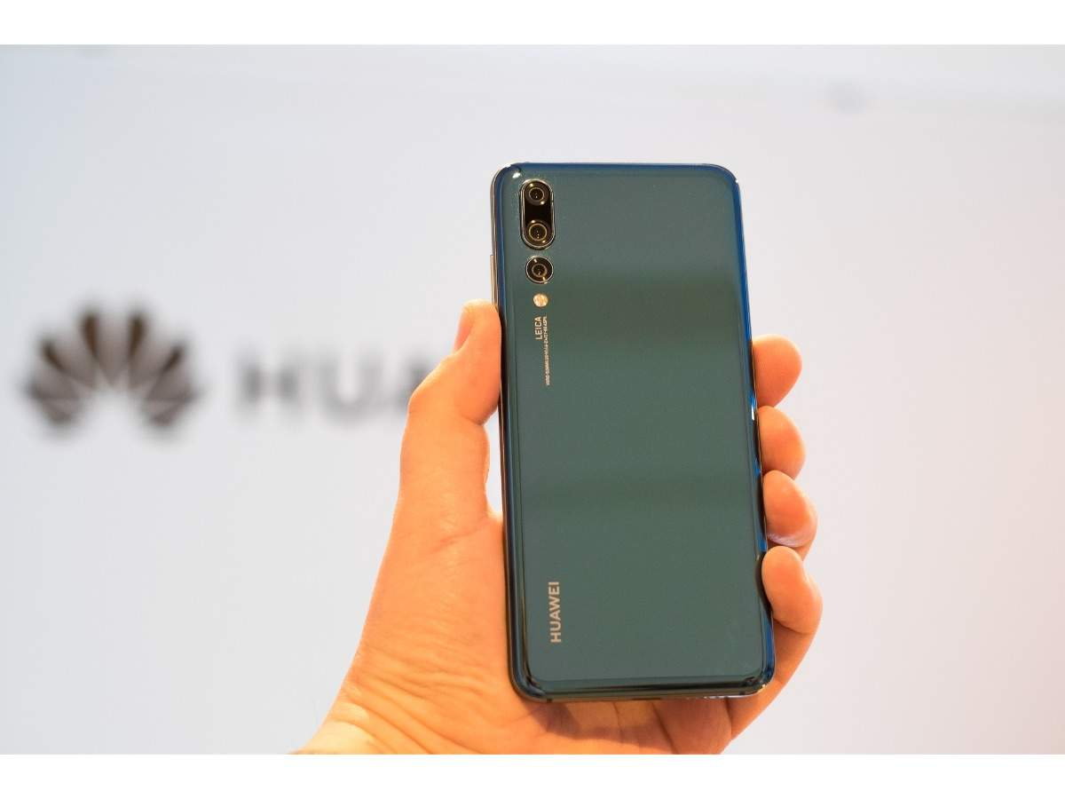 ​Huawei P20 Pro: Launched in 2018