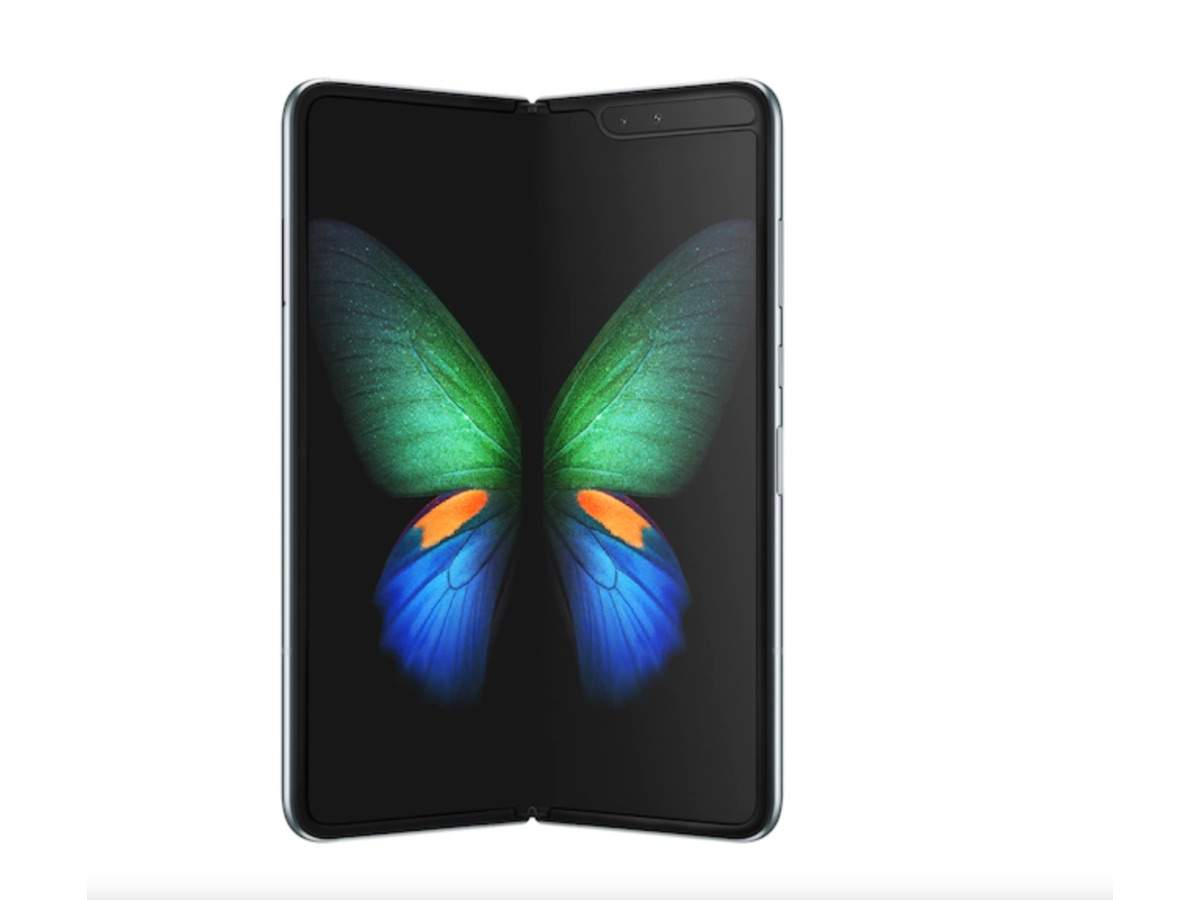 Samsung Galaxy Fold: Launched in 2019