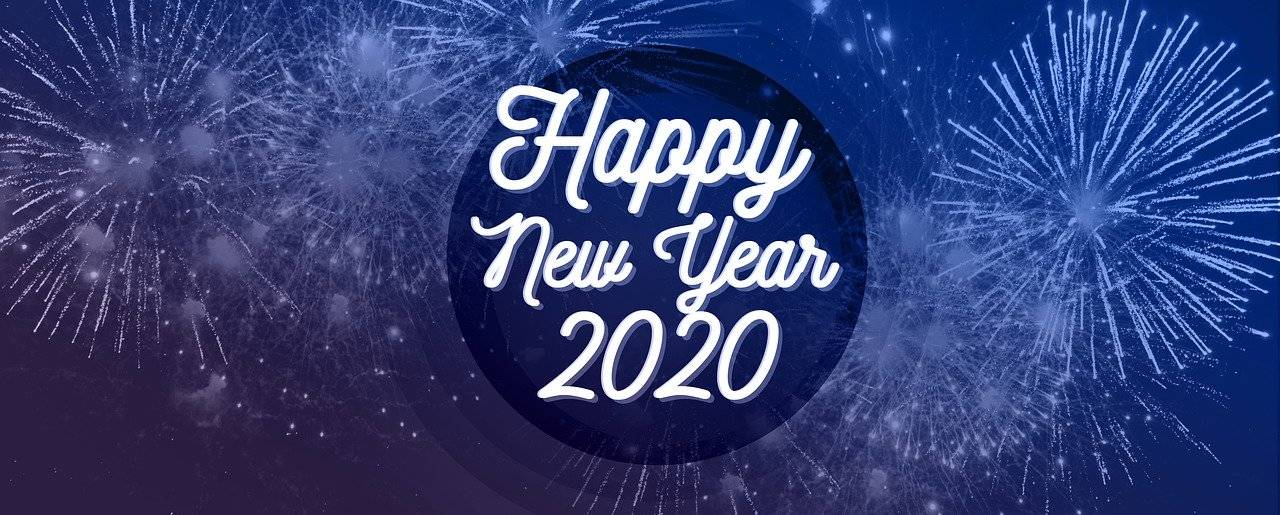 Happy New Year 2020: Facebook messages and images