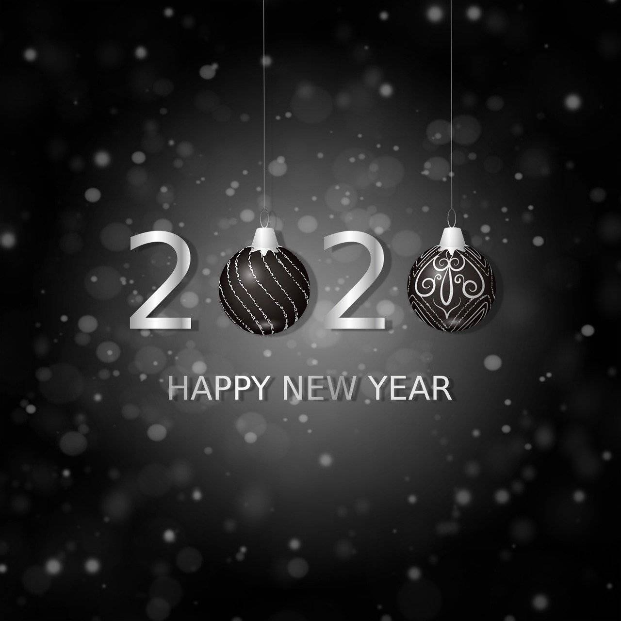 Happy New Year 2020: Status update and SMS