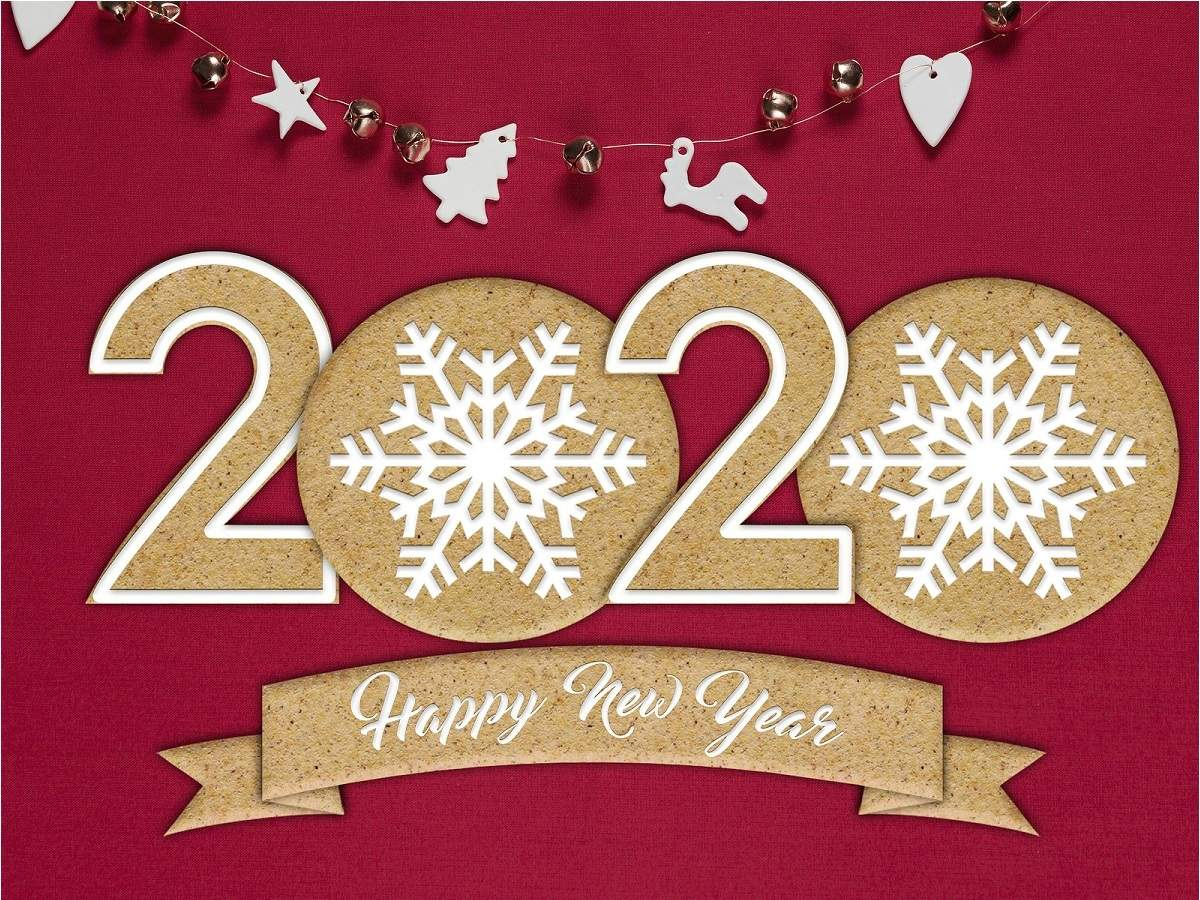 Happy New Year 2020: Images and Photos