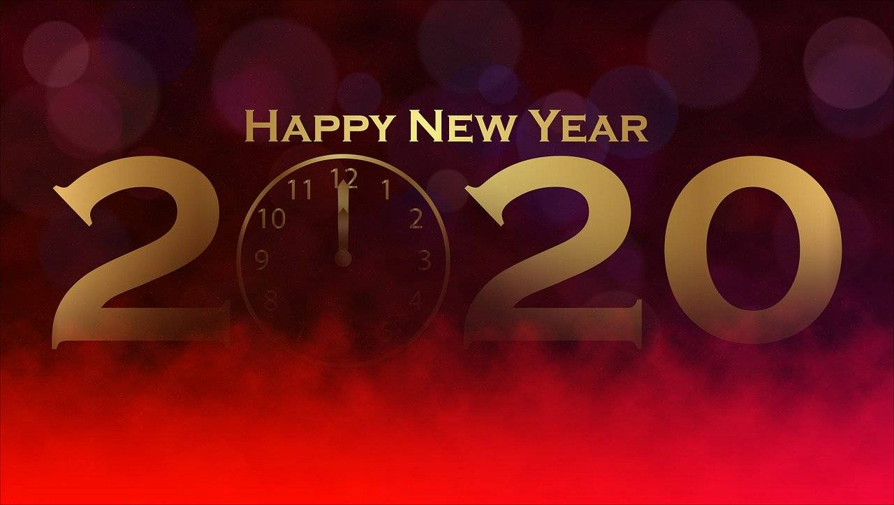 Happy New Year 2020: Images, SMS, Pics