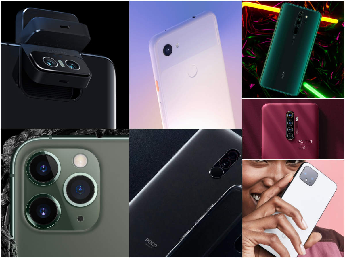 25 'big' smartphones from Apple, Samsung, OnePlus that may come in 2020