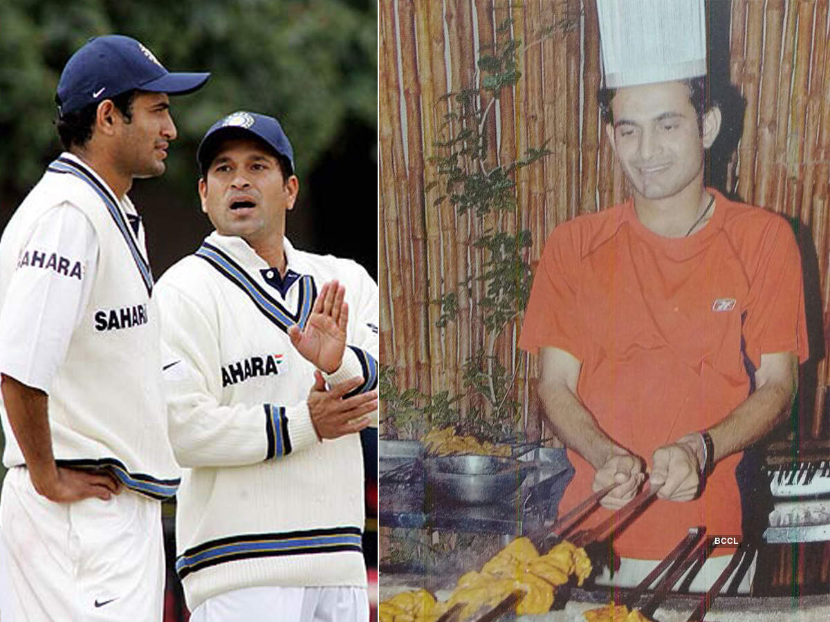 Rare and unseen pictures of former all-rounder Irfan Pathan