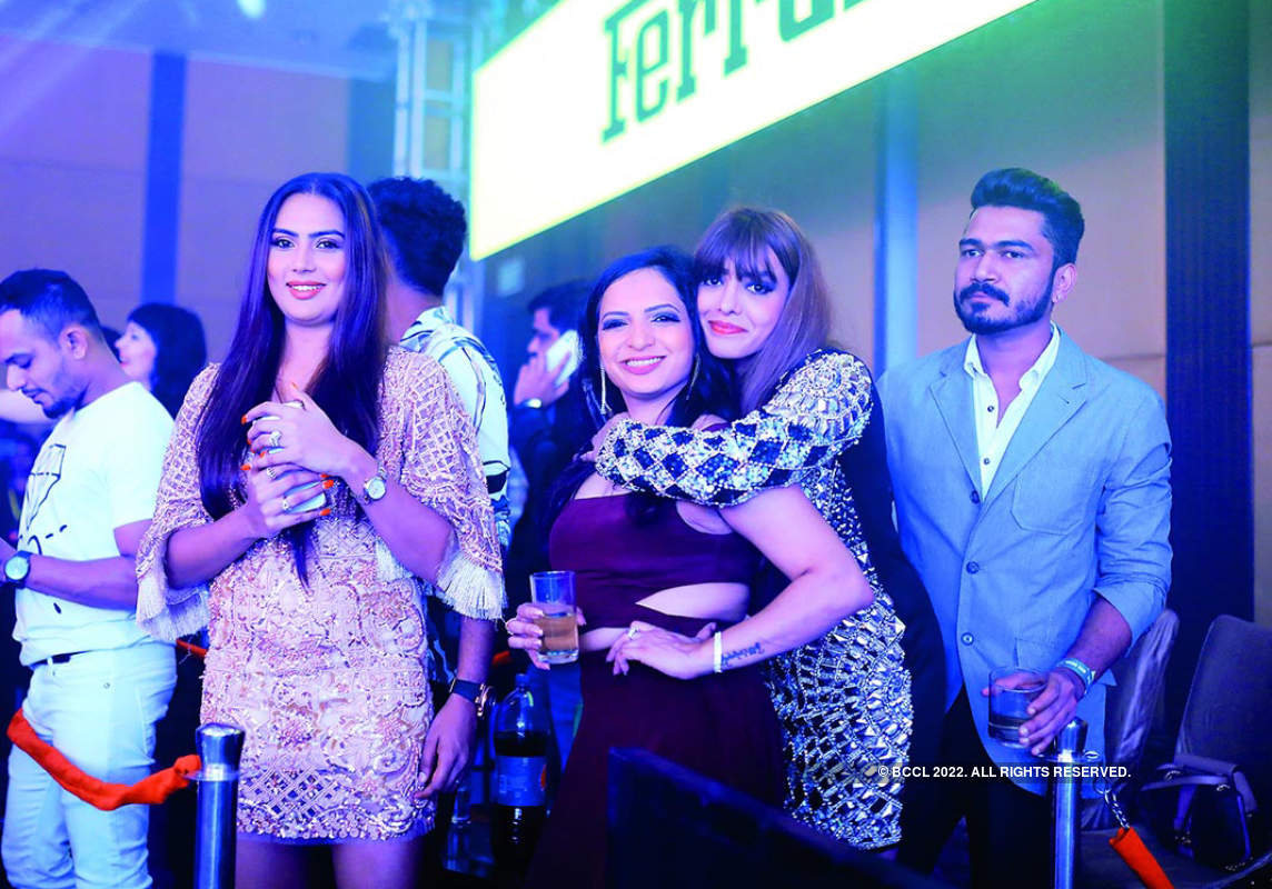This New Year's Eve party set new standards to partying in Bengaluru