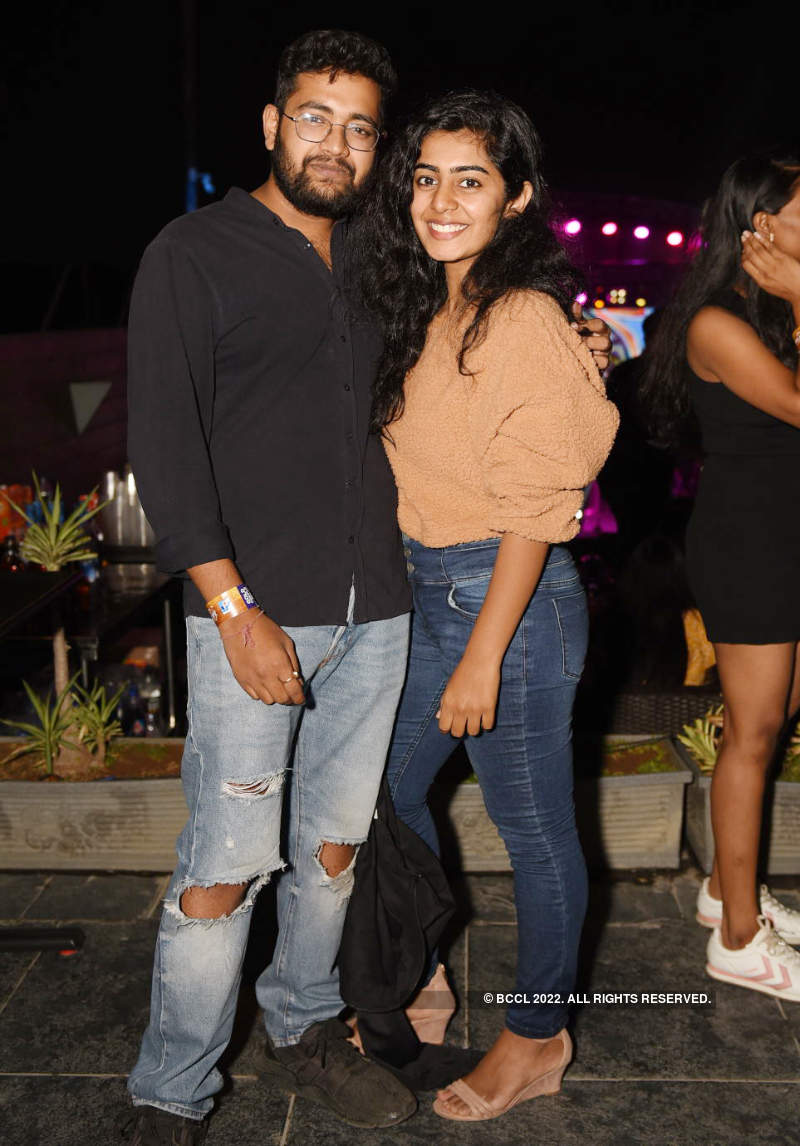A New Year party to remember for the Hyderabadis