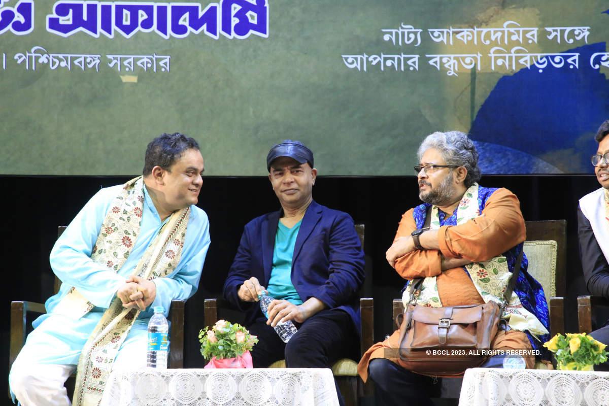 Celebs inaugurate Natya Mela