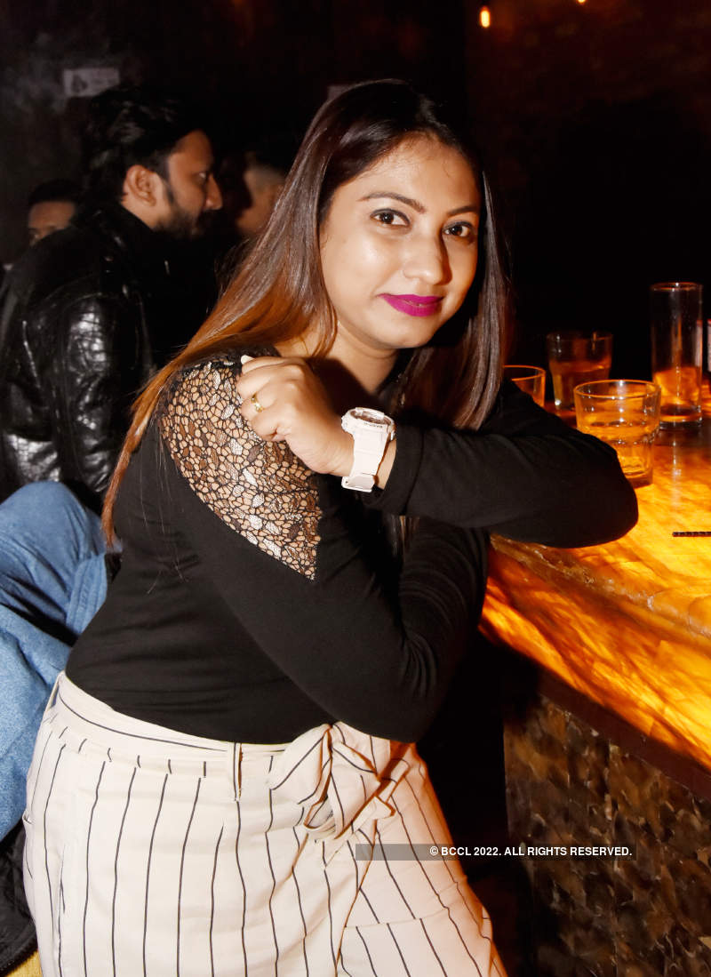 A big Bollywood night for party animals