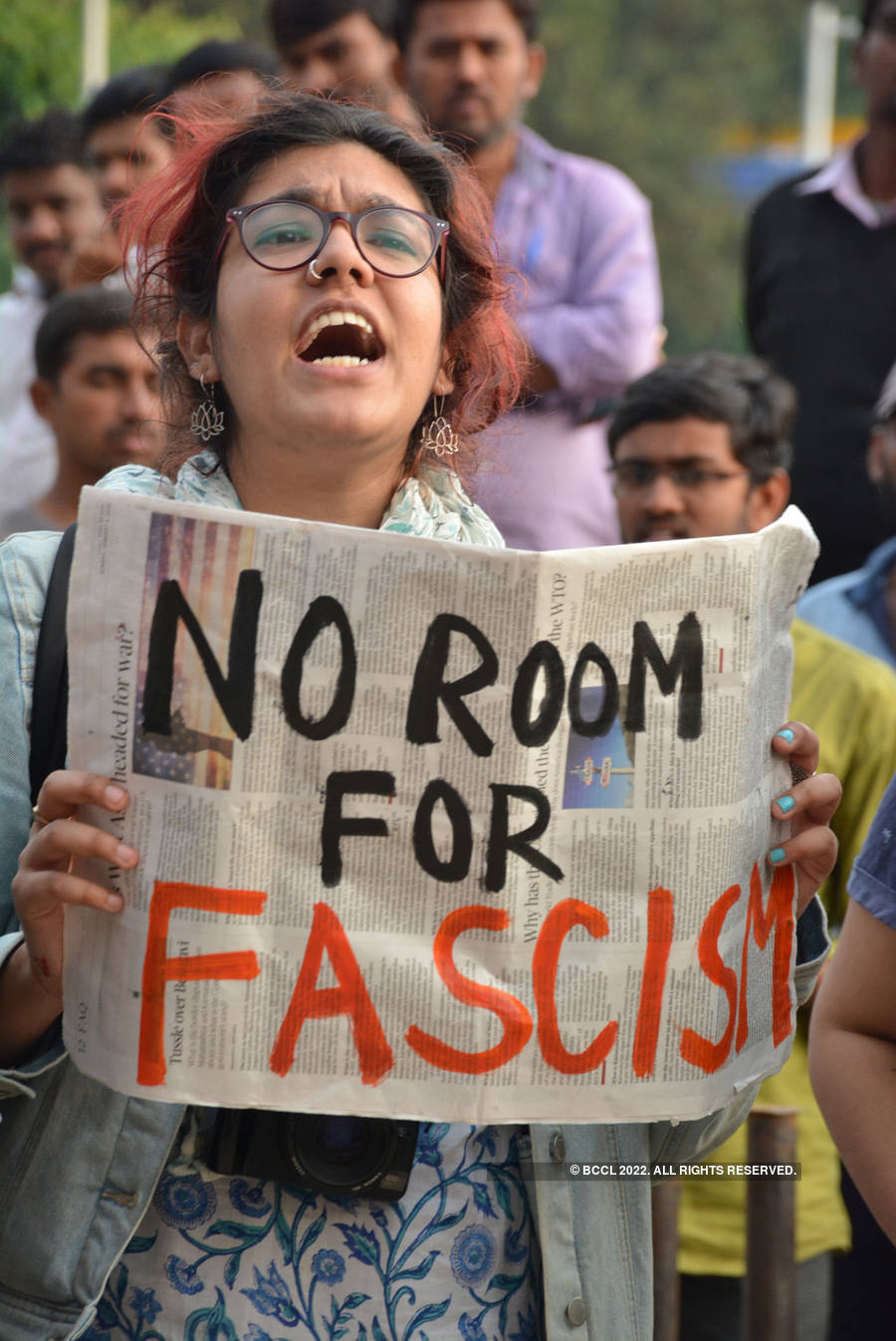 JNU Attack: Protest pictures from across India