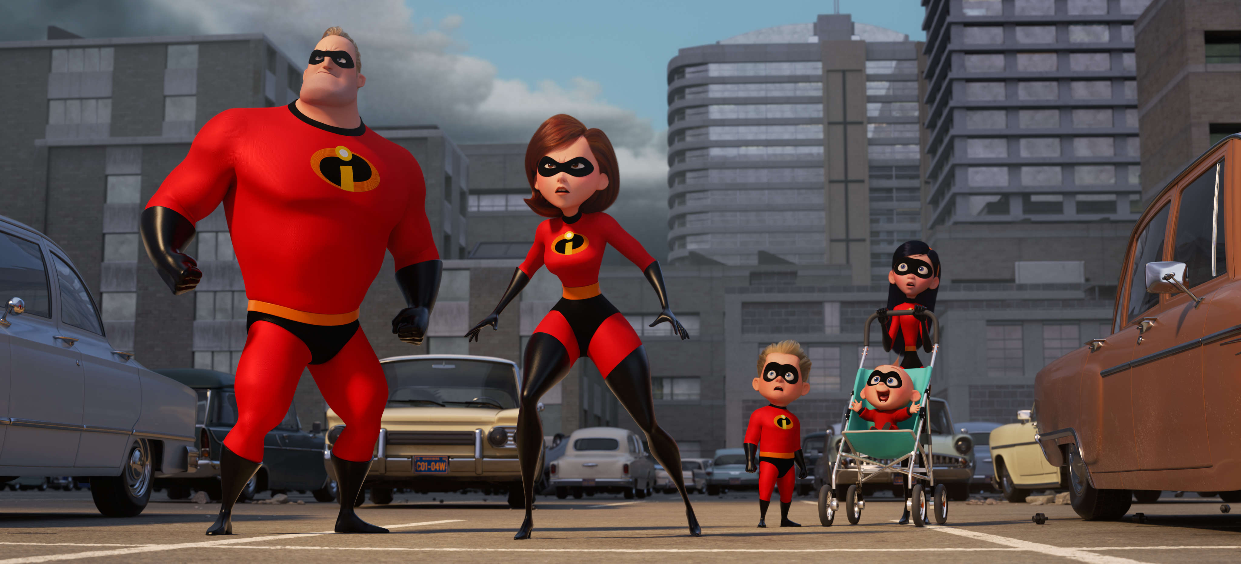The Incredibles...