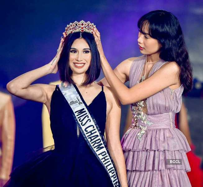 Ashley Subijano to represent Philippines at Miss Charm 2020