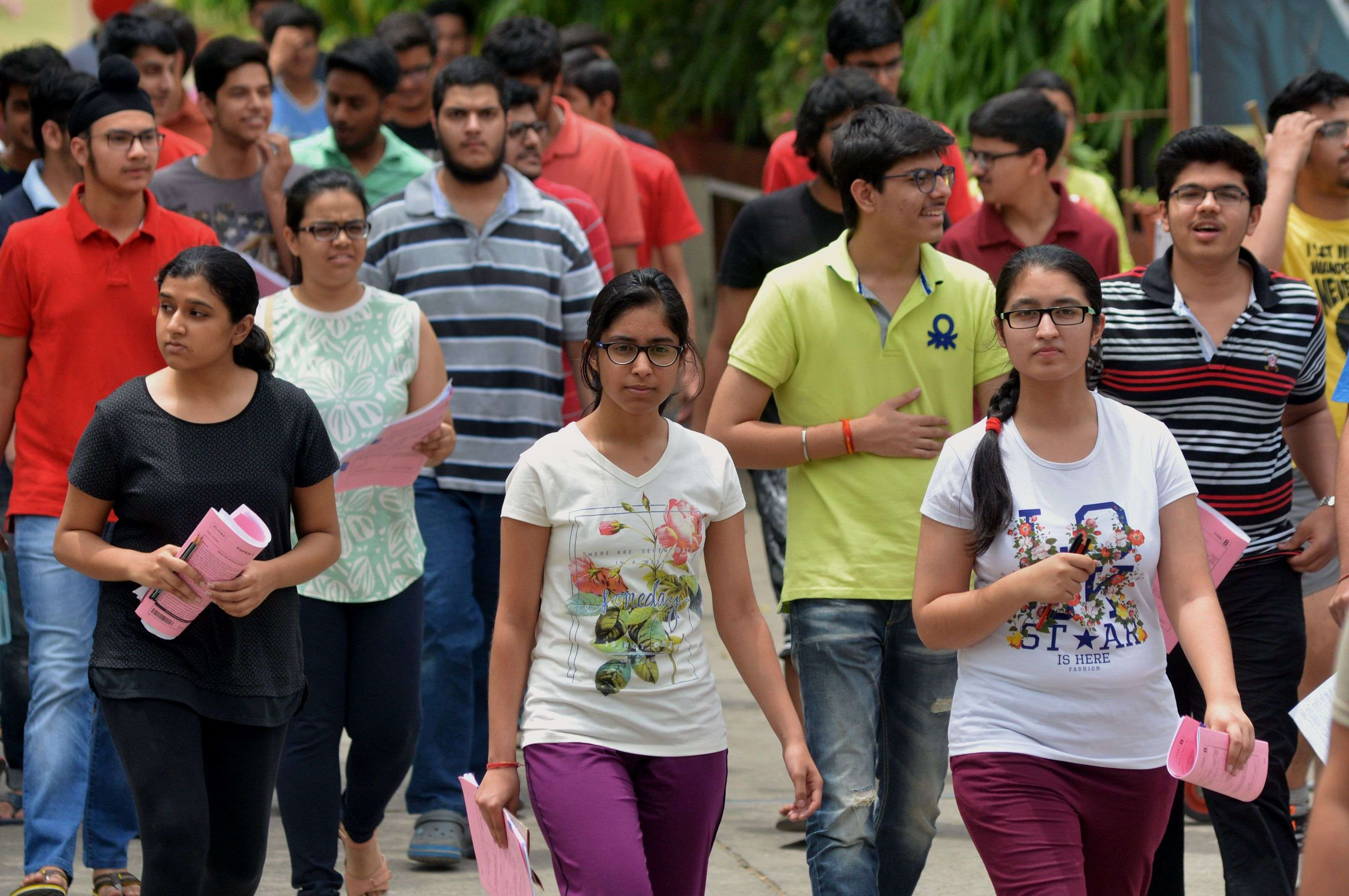 JEE Main 2020: Students find Chemistry easy; Math, Physics difficult