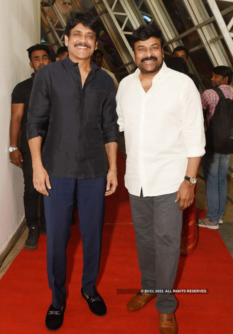 Nagarjuna, Chiranjeevi, SS Rajamouli and other celebs attend Film Preservation workshop