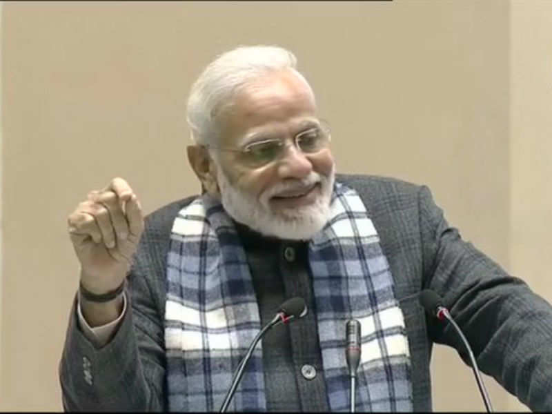 PM Modi says fundamentals of strong Indian economy, has capacity to recover