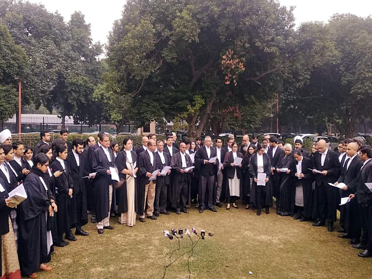 CAA protest: Country is going through difficult times, Supreme Court says as it refuses urgent hearing in CAA News - India