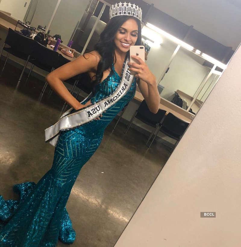 Gorgeous beauty Yesenia Vidales crowned Miss Arizona USA 2020