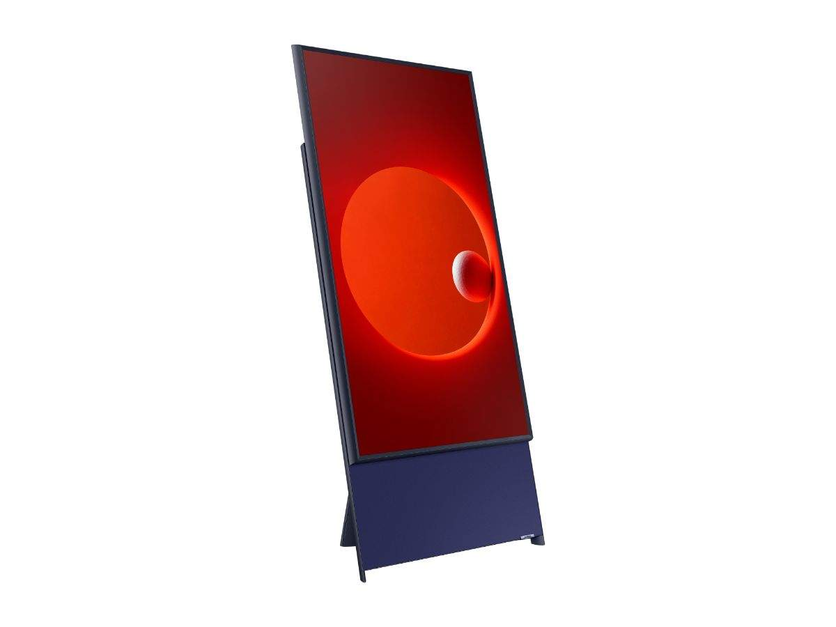 Sero: The vertical TV from Samsung