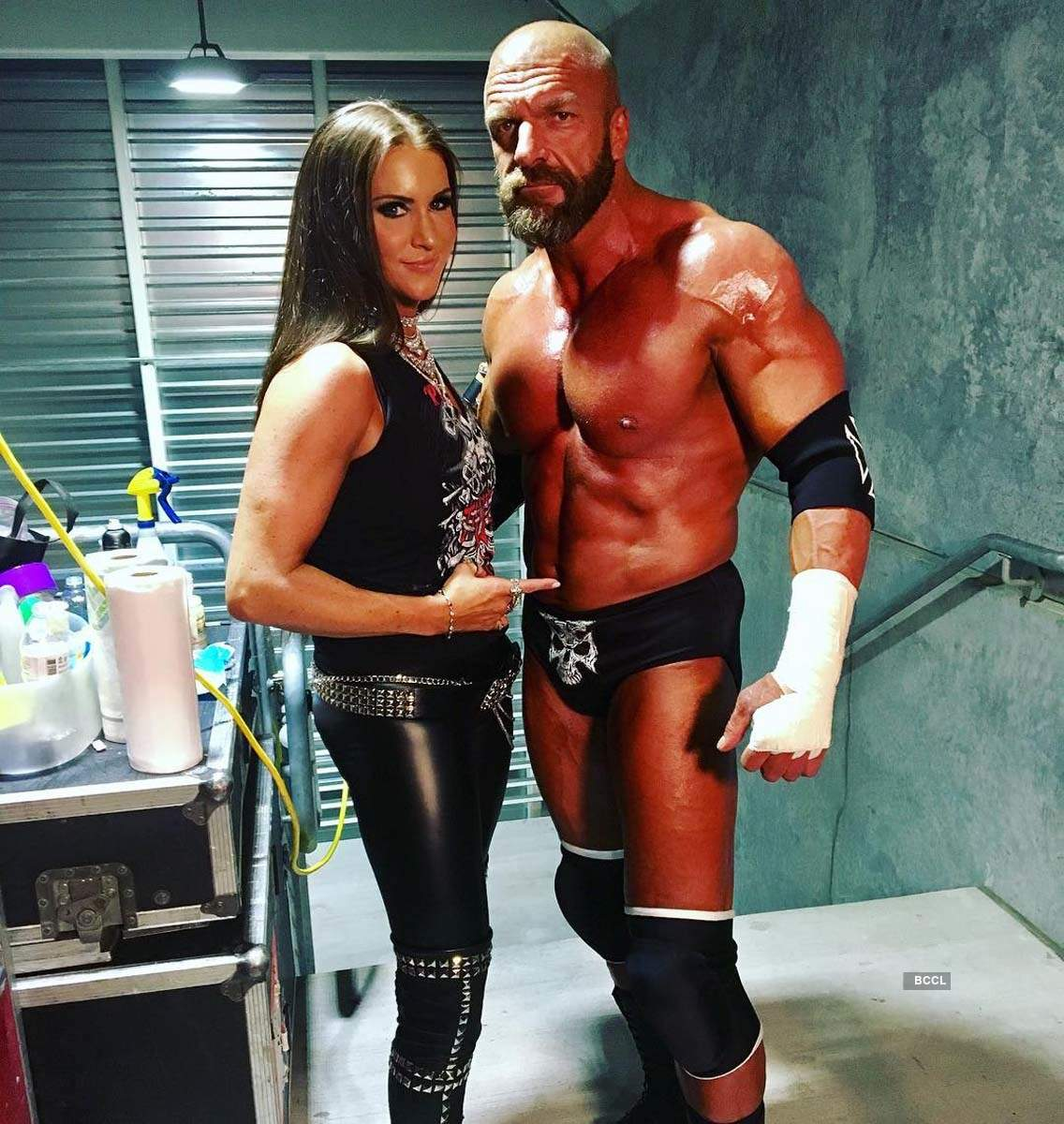 These stunning photos of WWE star Stephanie McMahon prove that age is just  a number | Photogallery - ETimes