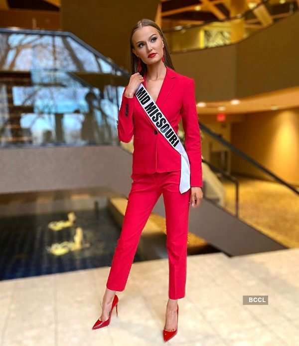 Tyler Prugh appointed Miss Grand Missouri 2020