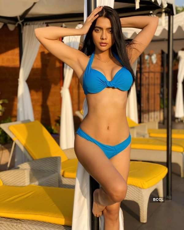 Ruhi Singh Gives Us Some Serious Swimsuit Goals