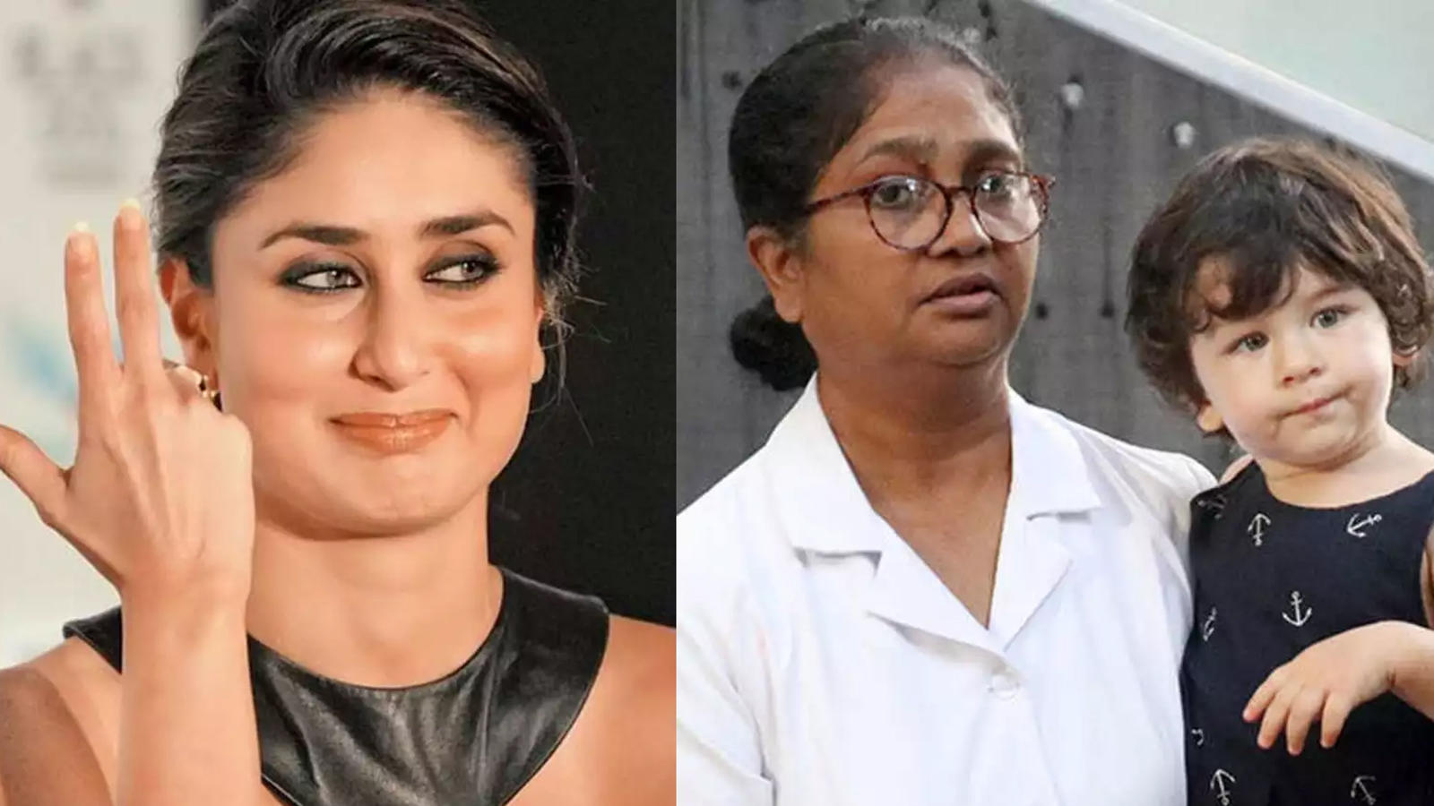 Kareena Kapoor reacts on whopping salary of Taimur Ali Khan's nanny