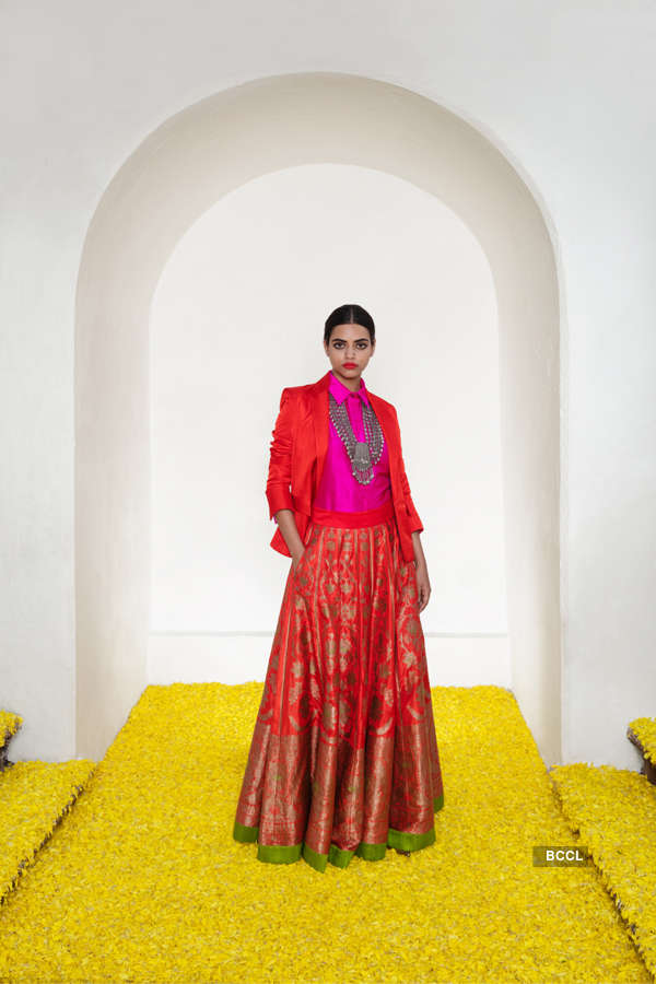 Payal Khandwala talks about her new collection 'Kashi'