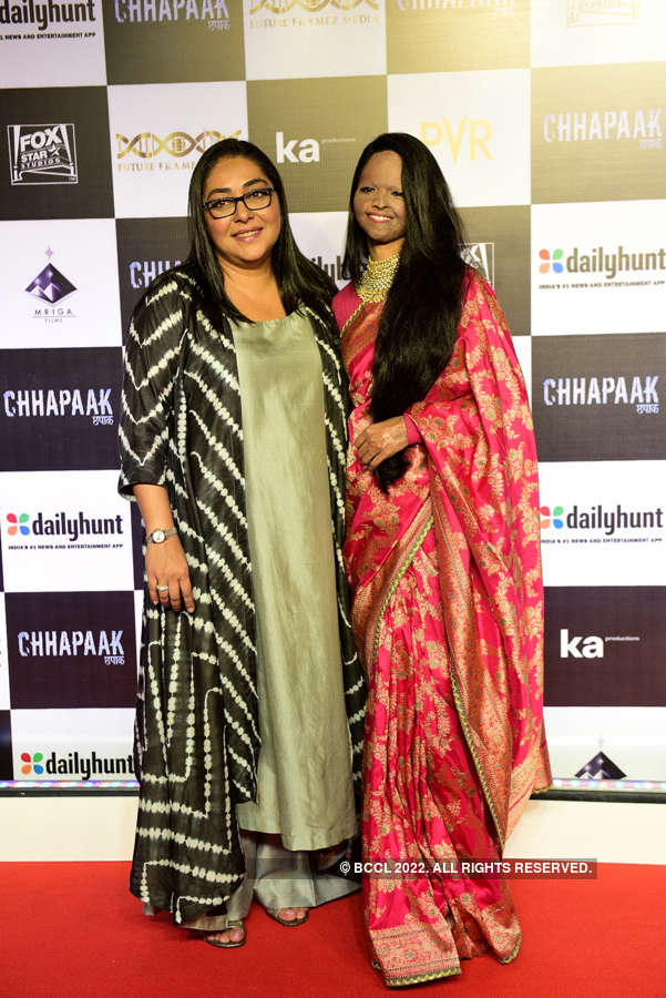 Chhapaak: Screening