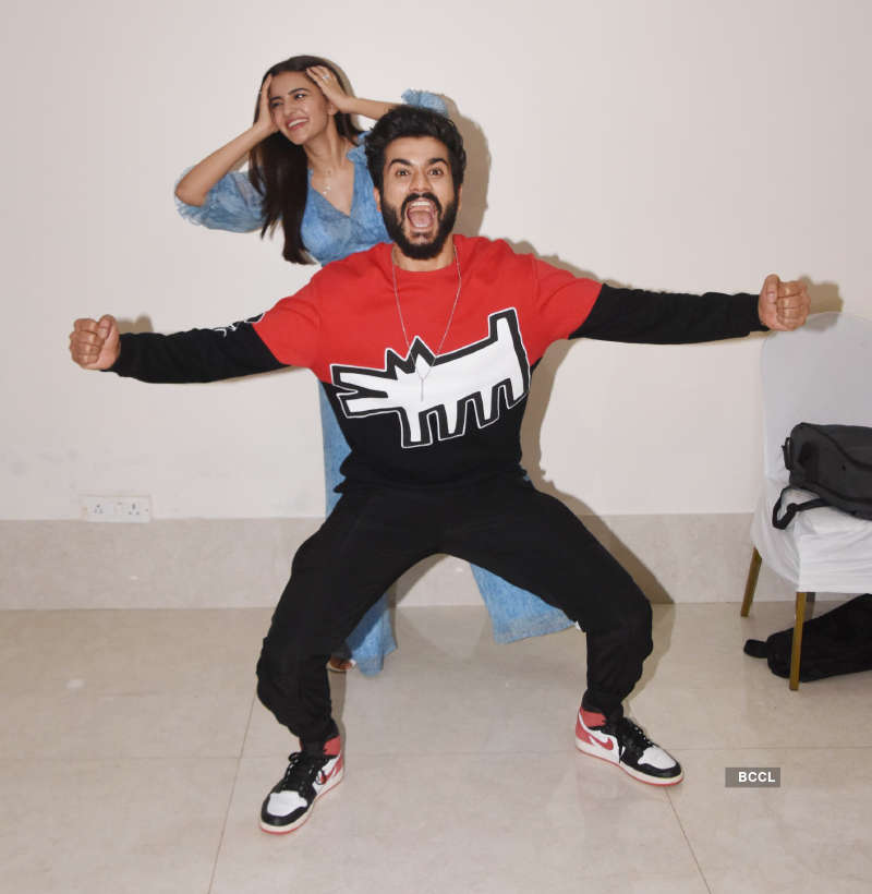 Bhangra Paa Le: Promotions
