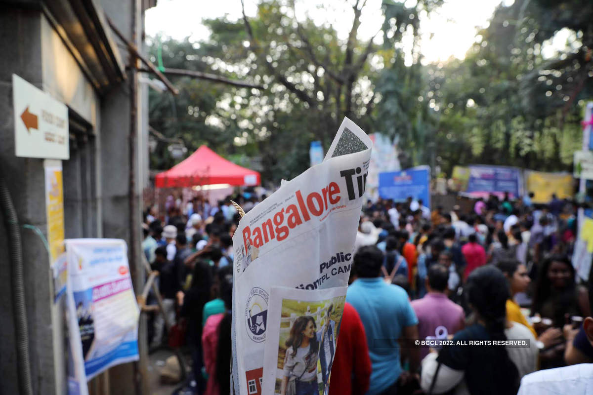 Glimpses from Chitra Santhe 2020
