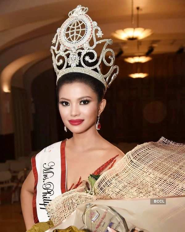 Filipino beauty queen vows to promote drive vs postpartum depression