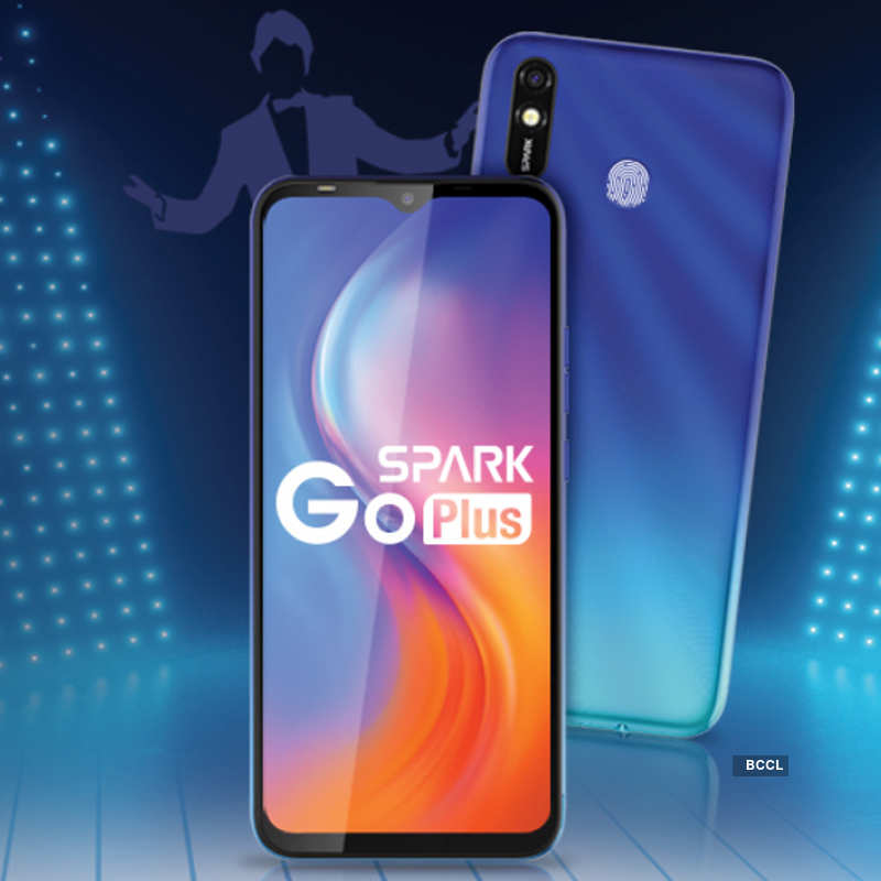 Tecno Spark Go Plus budget smartphone launched