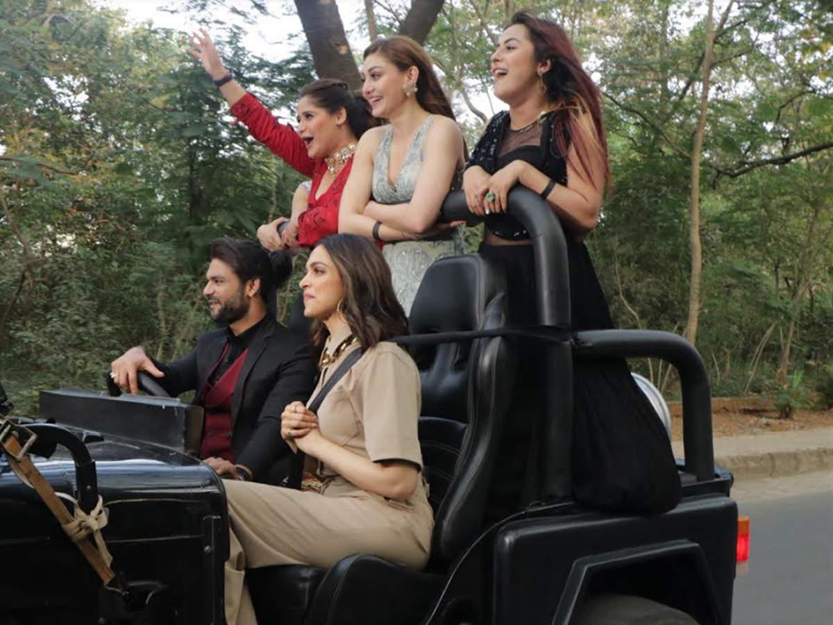 Deepika joy ride 2