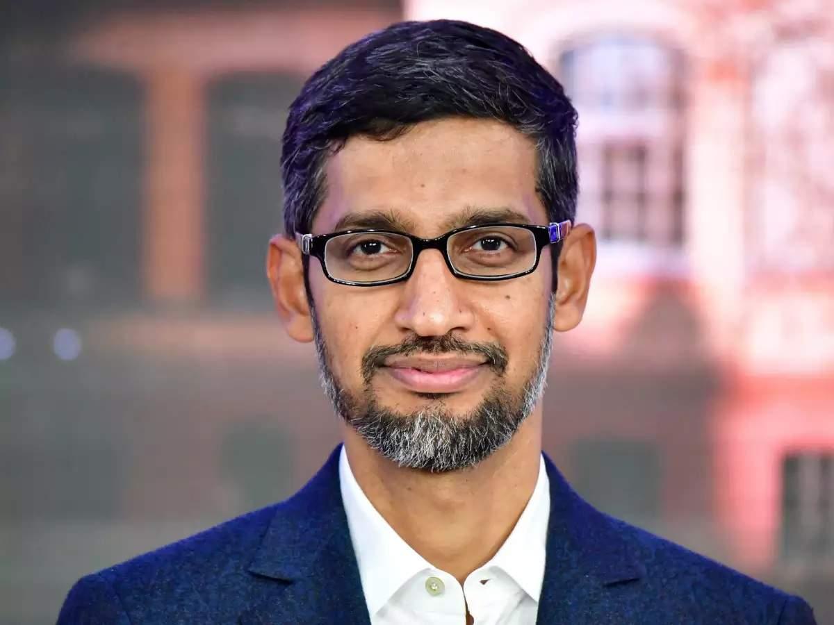 Sundar Pichai: This is Google CEO Sundar Pichai's 'morning routine' - Latest News | Gadgets Now