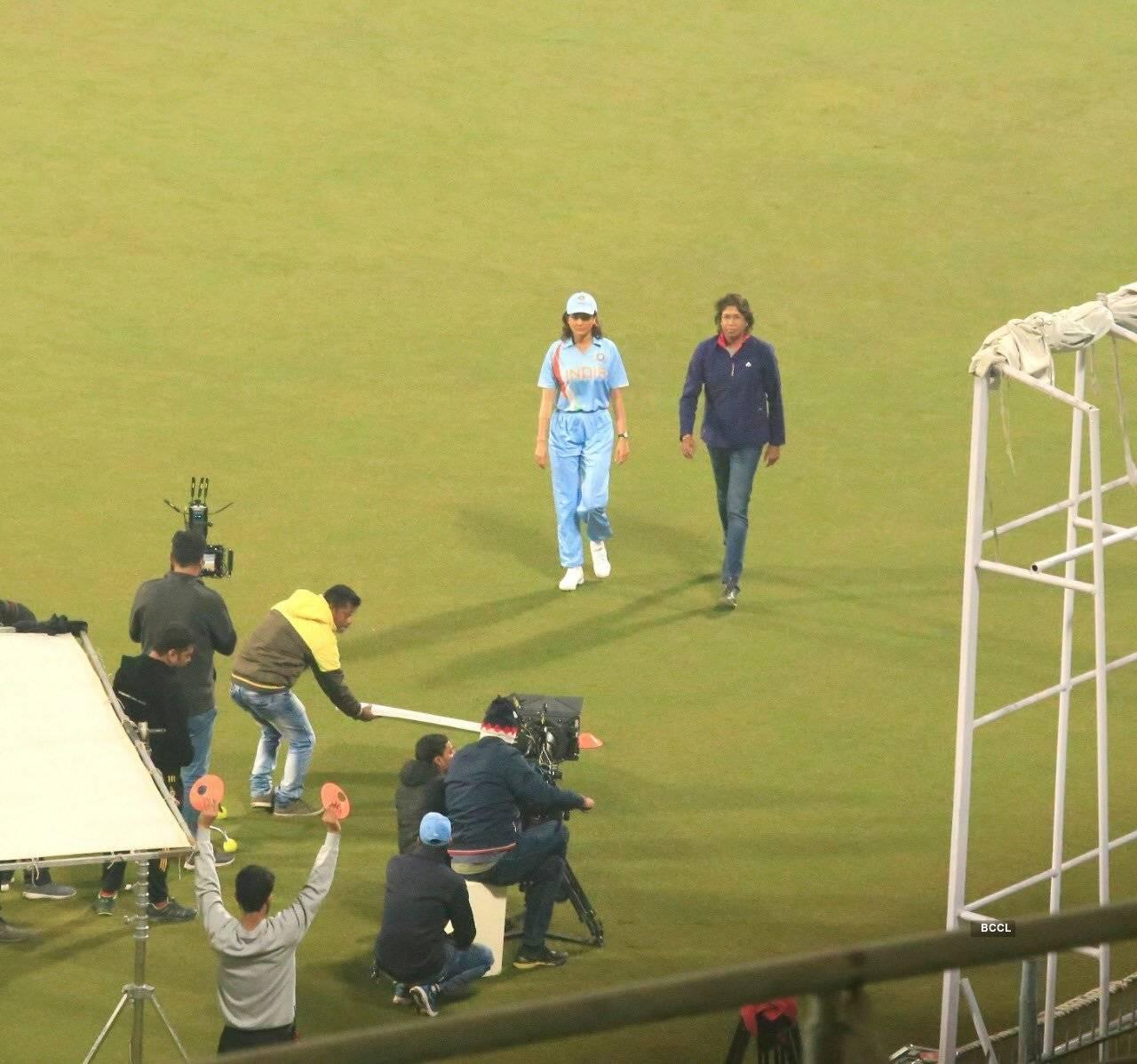 Anushka Sharma to portray former cricketer Jhulan Goswami in upcoming biopic