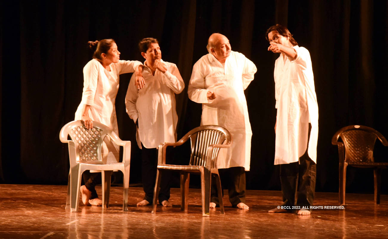 Gareeb Nawaz: A play