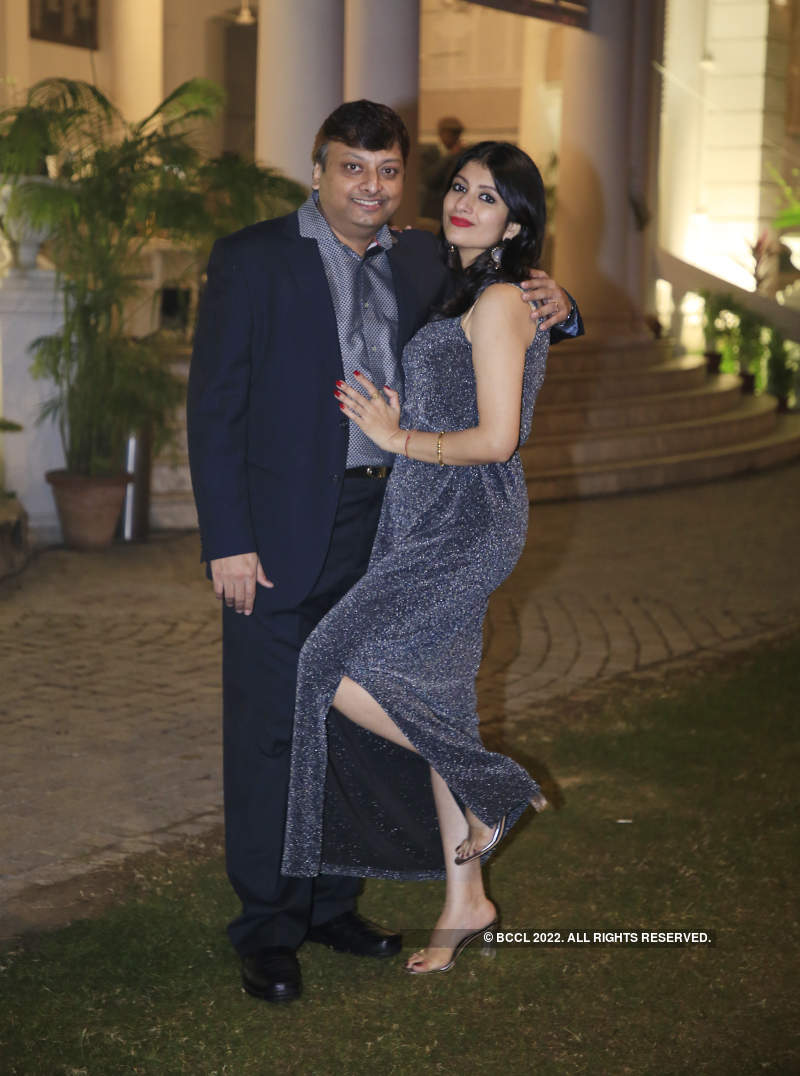 Tollygunge Club hosts New Year's Eve party