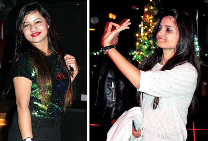 (L) Muskan (R) Nisha (BCCL/ Arvind Kumar)